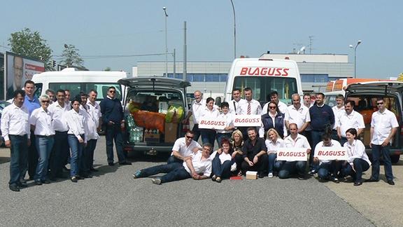 Blaguss Minibus Hilfsaktion4