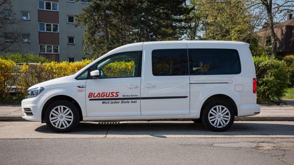 Blaguss Minibus Fahrzeuge 2